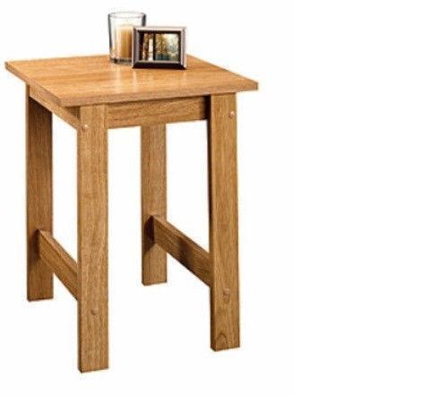 Oak End Table Ebay