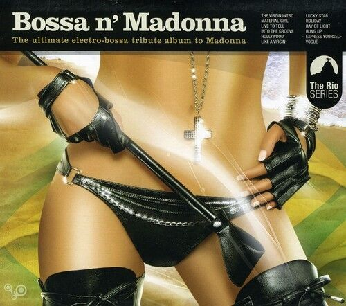 Various Artists - Bossa N Madonna / Various [New CD] Argentina - Import