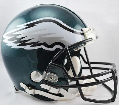 PHILADELPHIA EAGLES - Riddell Full-Size VSR4 Authentic Helmet for sale  Shipping to Canada