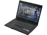 "Samsung Laptop - Windows - Office - DVD - wifi - 15.4"""