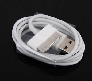 USB DATA CABLE CHARGER SYNC WIRE iPOD 3 4,iPHONE 4 4S, iPAD 2,3 Regina Regina Area image 7