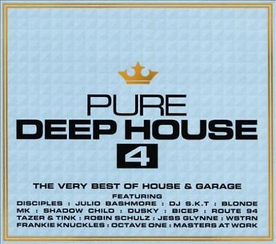 VARIOUS ARTISTS - PURE DEEP HOUSE, VOL. 4: THE VERY BEST OF HOUSE & GARAGE
