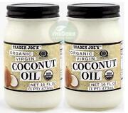 Trader Joes Coconut Oil