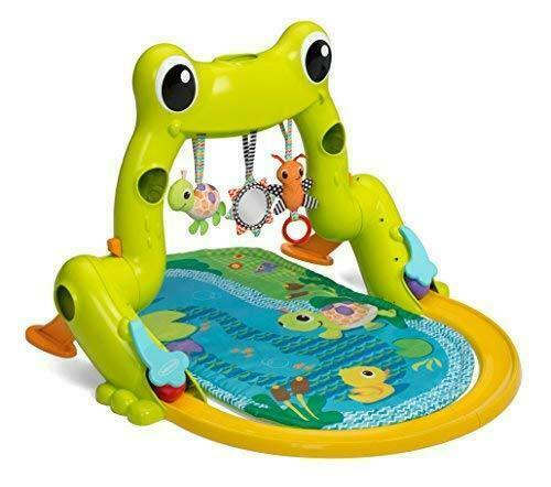 Infantino Great Leaps Frog Gym