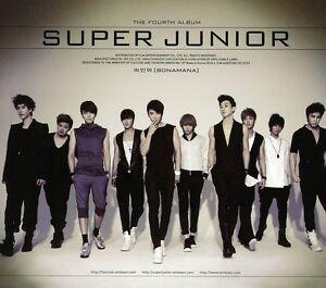 Super Junior - Bonamana Version C [New CD]