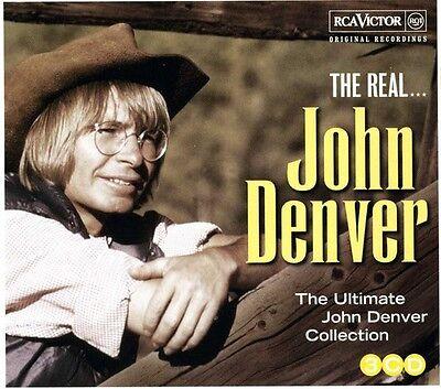 John Denver   Real John Denver  New Cd  Holland   Import