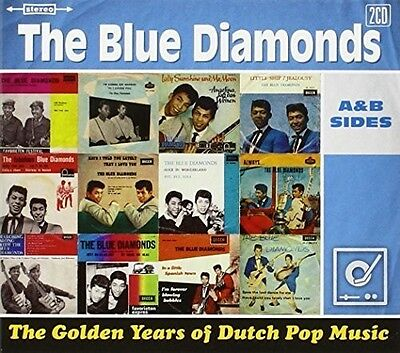 The Blue Diamonds - Golden Years of Dutch Pop Music [New CD] Holland - Import