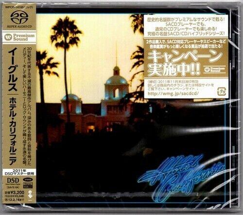 The Eagles - Hotel California (Hybrid-SACD) [New SACD] Japan - Import