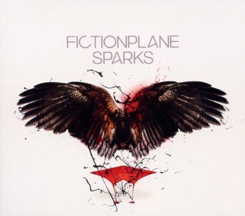 FictionPlane - Sparks (2010)  CD  NEW/SEALED Digipak  SPEEDYPOST