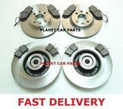 Renault Scenic Front Brake Discs