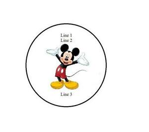 Mickey Mouse Stickers Stickers Ebay