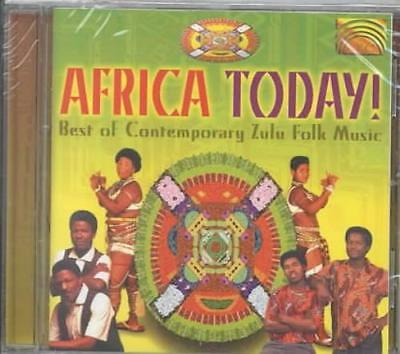 VARIOUS ARTISTS - AFRICA TODAY: BEST OF CONTEMPORARY ZULU FOLK MUSIC NEW