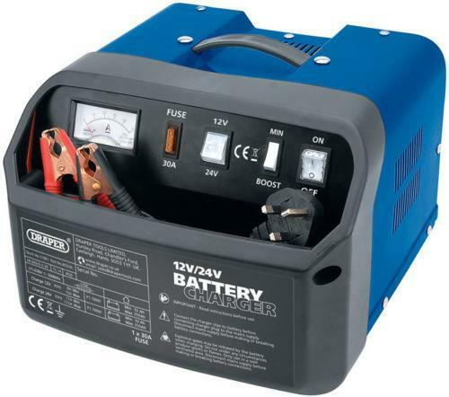 24 volt battery charger ebay. Black Bedroom Furniture Sets. Home Design Ideas