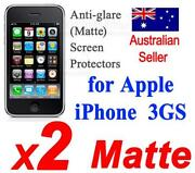 iPhone 3GS Screen Protector Anti Glare