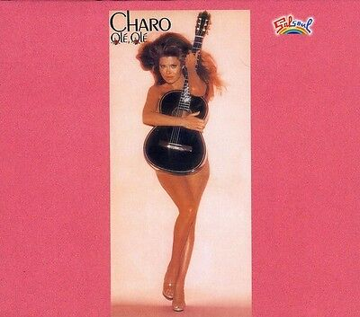 Charo-ole Ole (Can) (Us Import) Cd New 2