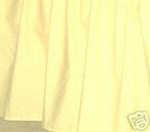 Yellow Bedskirt Bed Skirts Ebay