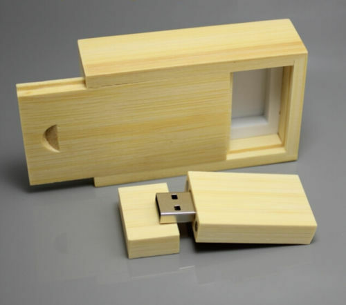 bamboo model +gift box  USB 2.0 Memory Stick Flash pen Drive 4GB - 32GB GQ161