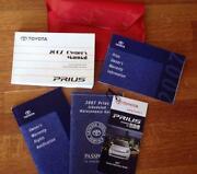 Toyota Prius Owners Manual