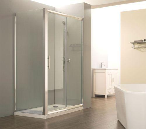 Sliding Shower Doors Shower Enclosures Ebay