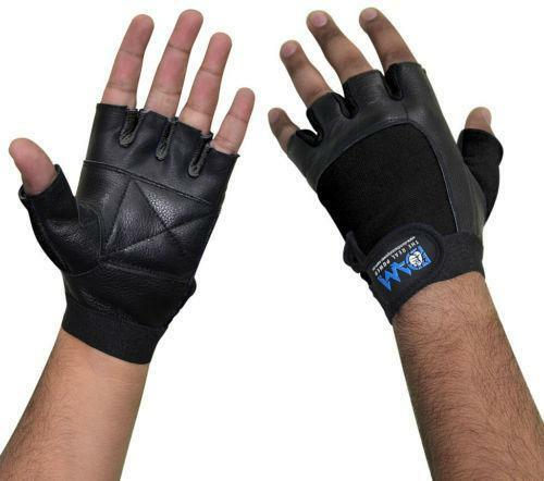 Dam Leather Weight Lifting Gym Gloves Real Leather Women S: White Weight Lifting Gloves