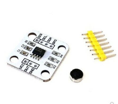 1pc New As5600 Magnetic Encoder Sensor Module 12bit High Precision