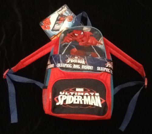 Spiderman Sleeping Bag Ebay
