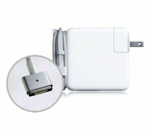 ★Charger for Apple Macbook Pro & Air Magsafe 1 & 2 45w 60w 85w