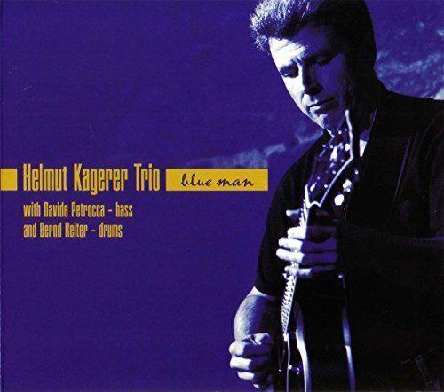 CD Helmut Kagerer Trio Blue Man Digipack
