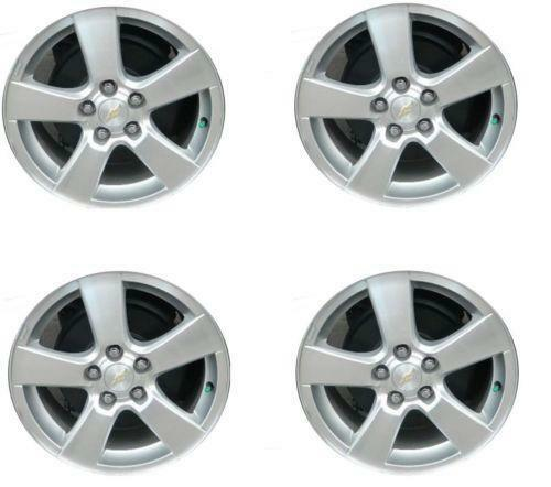 Chevy cruze wheel bolt pattern 2011 chevy cruze wheels ebay