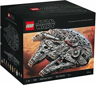 LEGO Star Wars UCS Millenium Falcon 75192 7541 pieces expert kit New