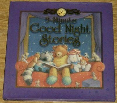 5-Minute Good Night Stories - Keepsake Collection