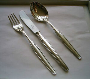 "WMF ""Paris"" Silverware"" for 12 pers. 108 pieces. Kingston Kingston Area image 8"