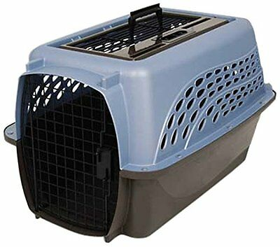 Petmate Pet Kennel Top Load Two Door Dog Cat Crate Carrier Cage 24 InchNew