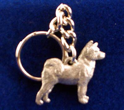 GG Harris Fine Pewter Dog Key Ring ...