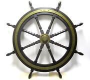 Antique Ships Wheel