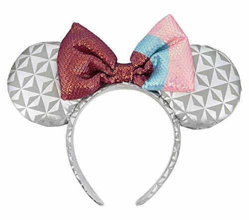 Disney Parks Minnie Mouse Ears Epcot Bubble Gum Headband
