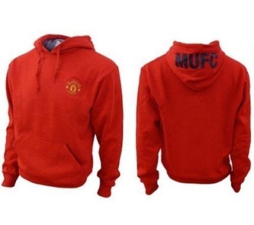 b57ac29e6d6 Manchester United Hoodie