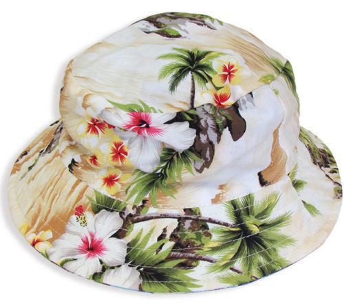 Hawaiian Bucket Hat  167107cbd07d