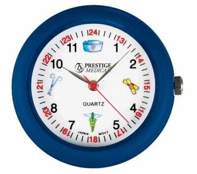 Prestige Medical Symbols Stethoscope Watch Blue Model 1689