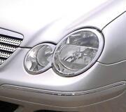 Mercedes C Class Coupe Headlight