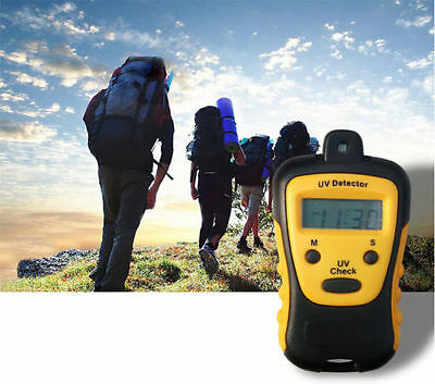 Uv Strength Tester High Precision Uv Measuring Photometer Uv Detector Hot Sale