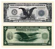 1 Billion Dollar Bill