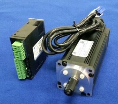 Nema23 400w Ac Servo Kit With 3m Cable Cnc Router Lathe Mill Free Usca Shipping