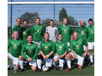 Veterans football team
