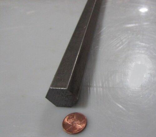 "1215 Carbon Steel Hex Rod 15/16"" Hex x 3 Foot Length"
