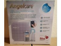 Angelcare Video, Movement and Sound Baby Monitor