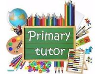 Primary school tutor based in Barnsley/Wakefield/Sheffield area