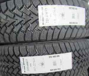 Discounted Prices Goodyear Nordic WINTER 225/60R17