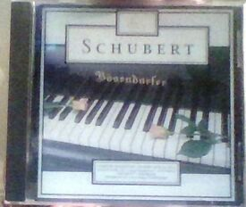 schubert compact disc.