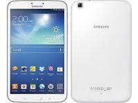 Samsung galaxy tab 3. 8inch. 16gb. As new. £100 fixed price